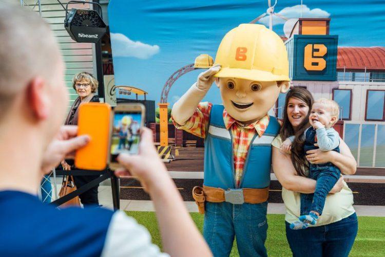 Bob de bouwer evenement