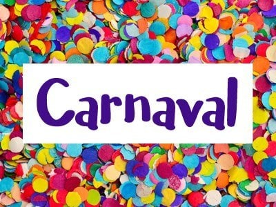 Kinderentertainment tijdens carnaval