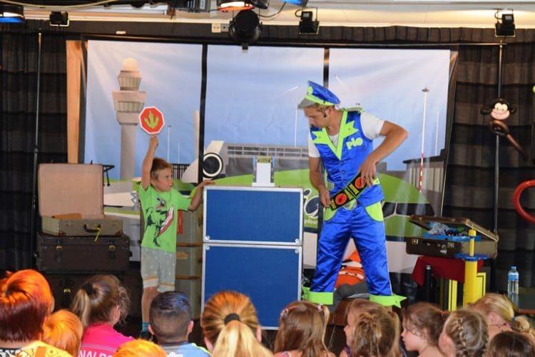 Pio Piloot Kindershow