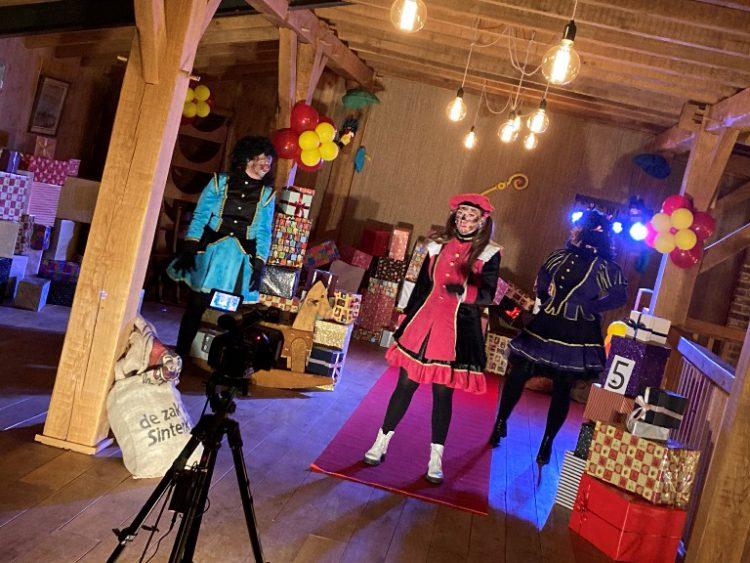 Sinterklaasfeest online organiseren