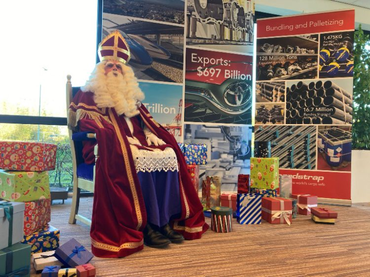 Sinterklaasfeest organiseren