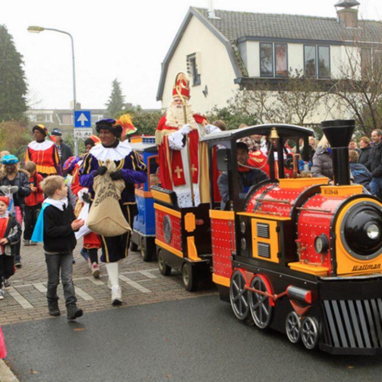Sinterklaas trein