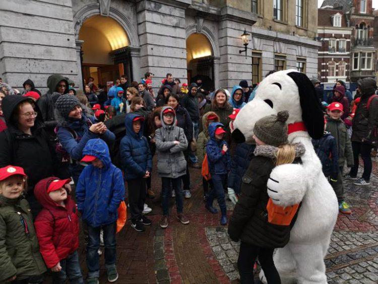 Snoopy meet en greet