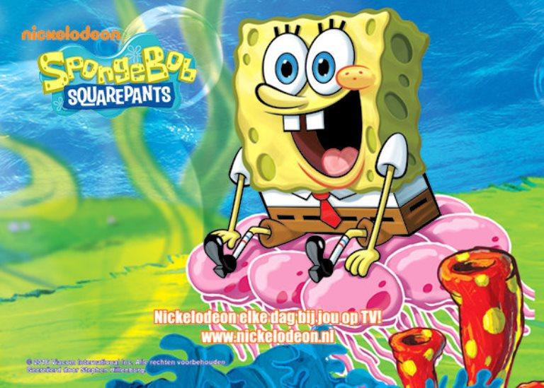 SpongeBob inhuren