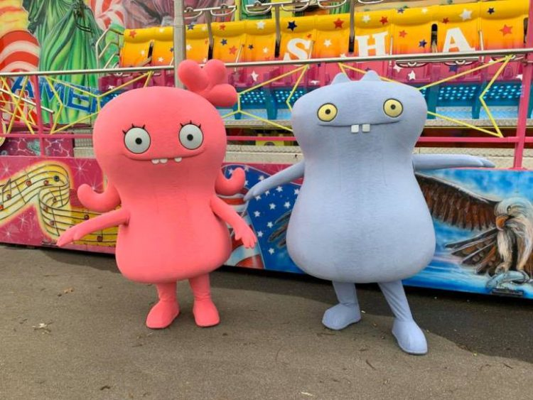 UglyDolls meet en greet