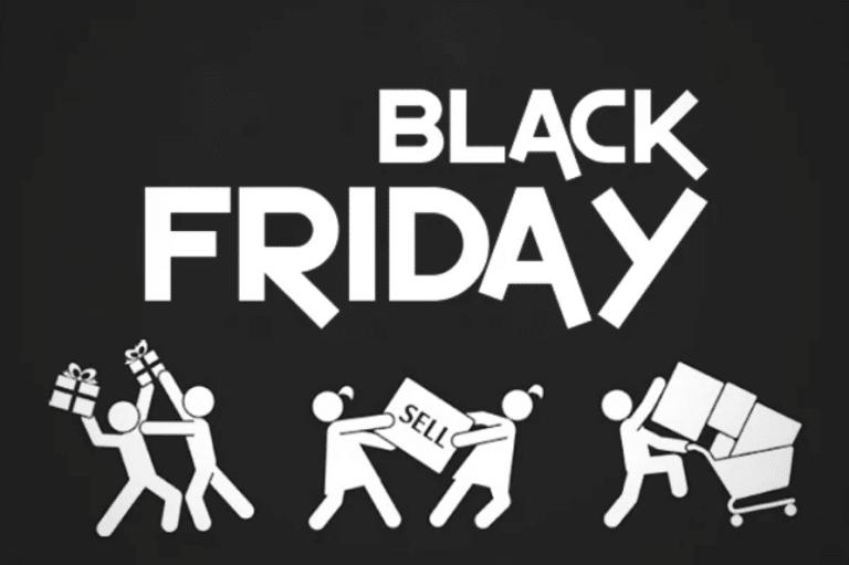 Entertainment voor Black Friday