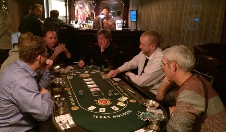 casino avond organiseren