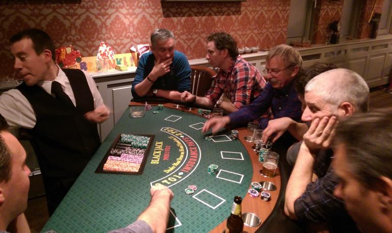 casino organiseren