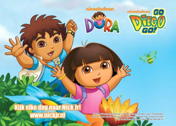 Dora en Diego inhuren