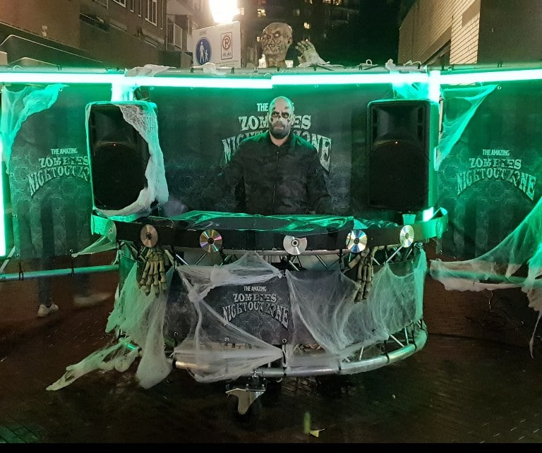 Halloween DJ