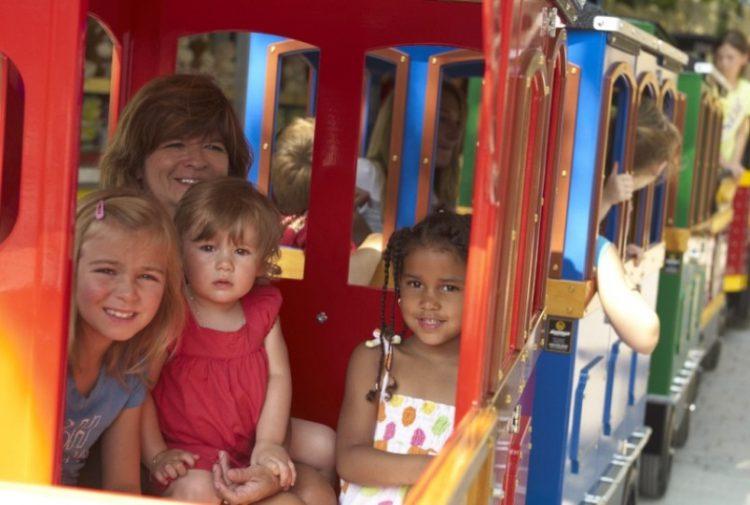 trein voor kinderen
