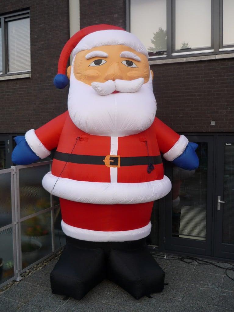 opblaas Kerstman