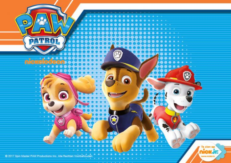 paw patrol meet en greet
