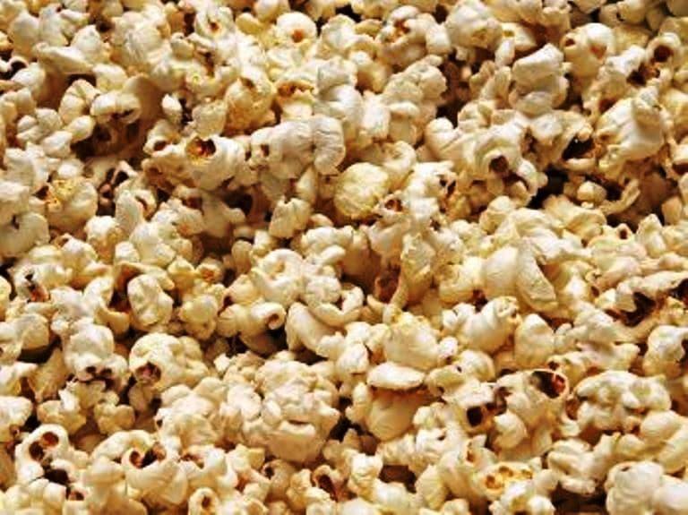 ingrediënten voor popcorn
