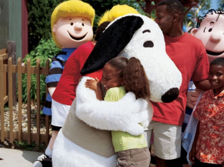 Snoopy meet en greet huren